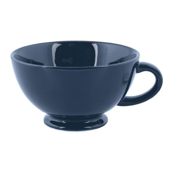 Hrnček Jumbo Cappuccino, modrý