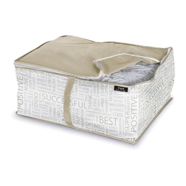 Úložný box Domopak Urban, 25×45 cm