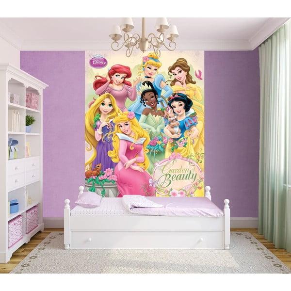 Veľkoformátová tapeta Disney Princezne, 158x232 cm