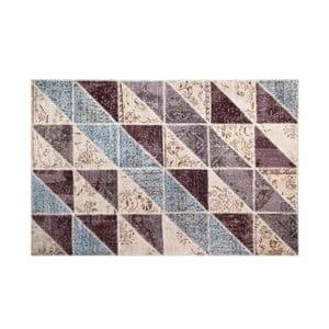 Vlnený koberec Allmode Sivas Sophi, 150x80 cm