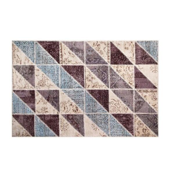 Vlnený koberec Allmode Sivas Sophi, 180x120 cm