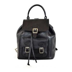 Kožený batôžtek Santo Croce 8834 Black
