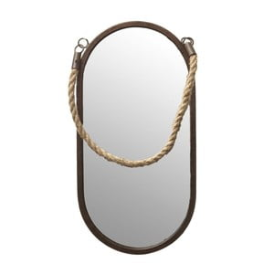Závesné oválne zrkadlo Heaven Sends Oval