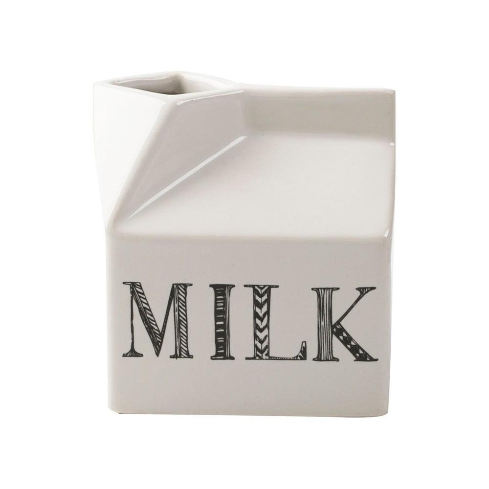 Keramická nádoba na mlieko Creative Tops Stir It Up, 250 ml
