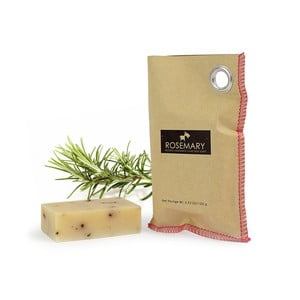 Prírodné mydlo s kozímmliekom avôňou rozmarínu HF Living