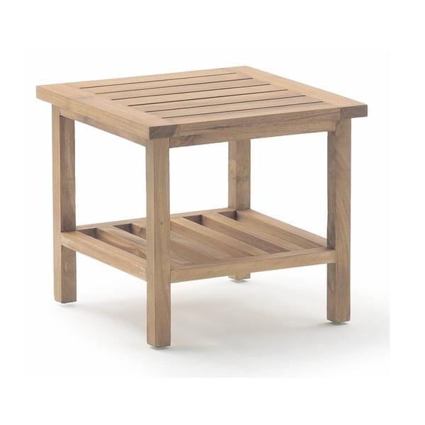 Teakový záhradný stolík Lato