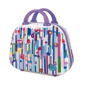 Kozmetická cestovná taška Skpa-T, fialová