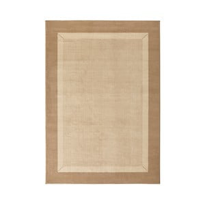 Koberec Basic, 120x170 cm, béžový