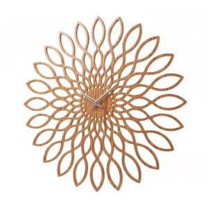 Nástenné hodiny Karlsson Sunflower