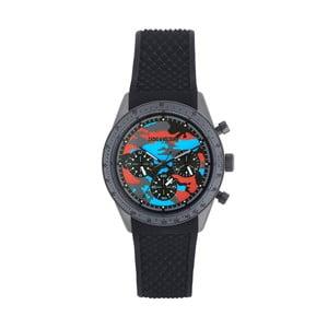 Pánske čierne hodinky Zadig & Voltaire Army