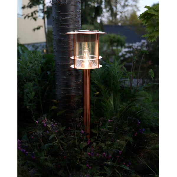 Záhradné svetlo Solar Energy Path Light Rose