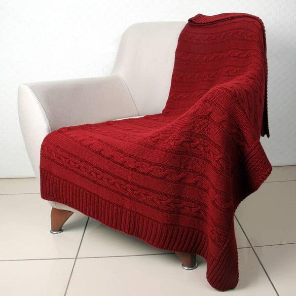 Červená deka Tete