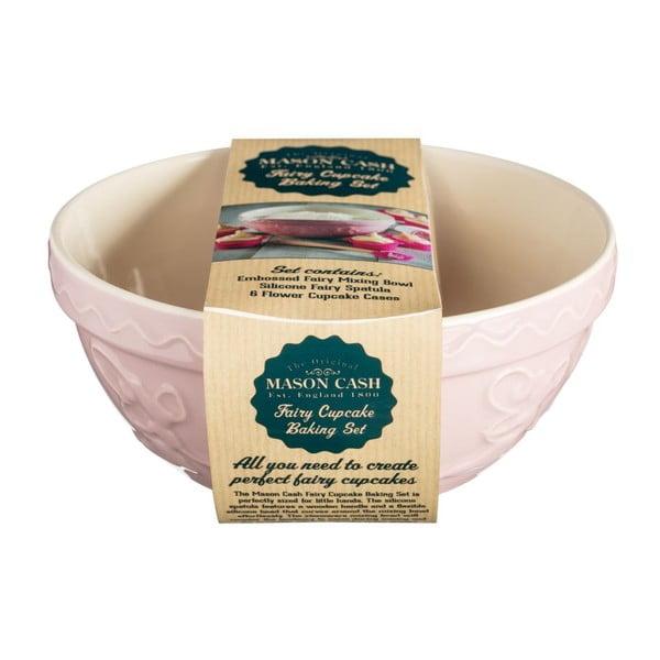 Sada na pečenie Fairy Cake Pink
