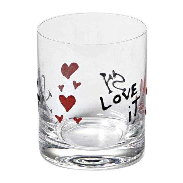 Set pohárov Fade Love Sweet Years, 6ks
