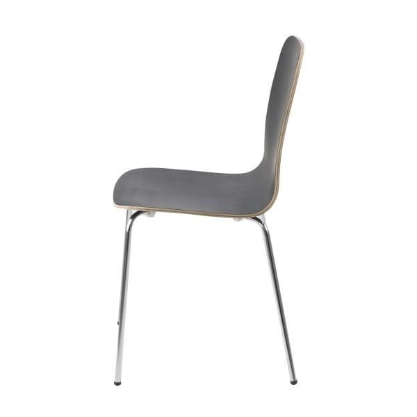 Jedálenská stolička Bjoorn, čierna