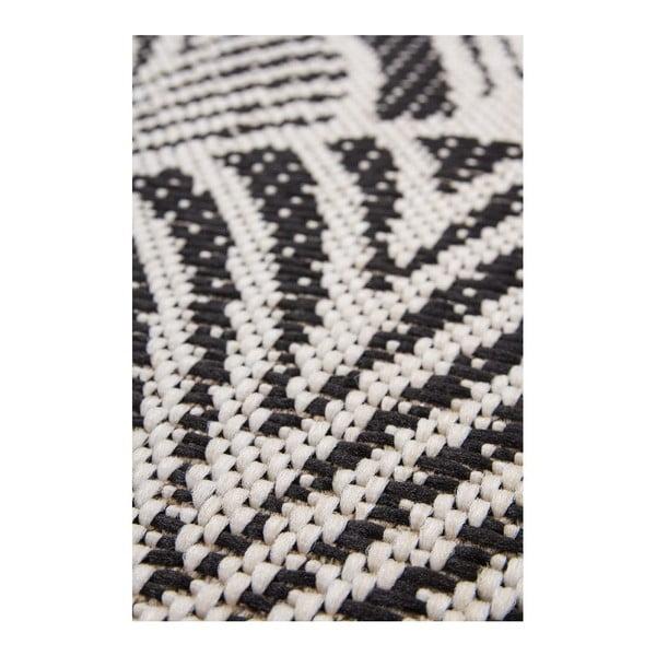 Koberec Tropical 370 Black, 120x170 cm