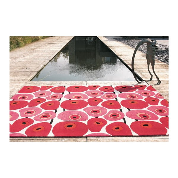 Vlnený koberec Avocadis, 140x200 cm