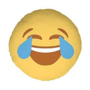 Vankúš Emoji Cry, 39 cm