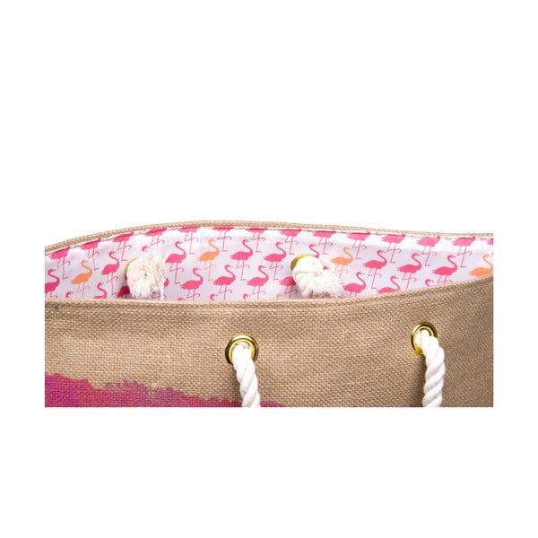 Plátená taška Tri-Coastal Design Pink Vibe