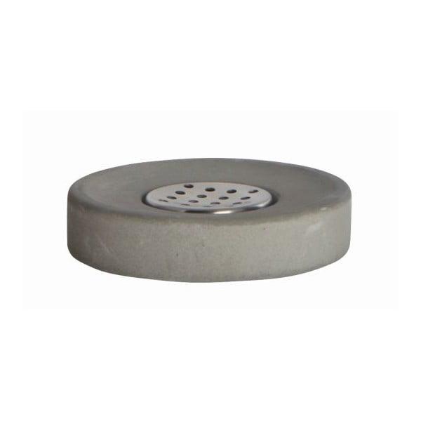 Podložka na mydlo Cement