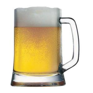 Súprava 2 pohárov na pivo Paşabahçe Beer, 500 ml