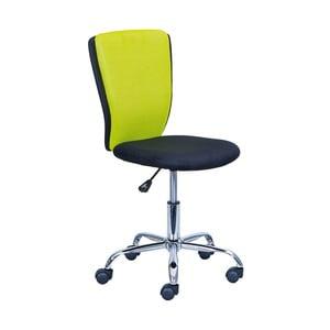 Zelená kancelárska stolička 13Casa Judy