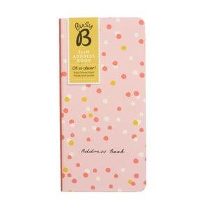 Adresár Busy B Slim Adress Book
