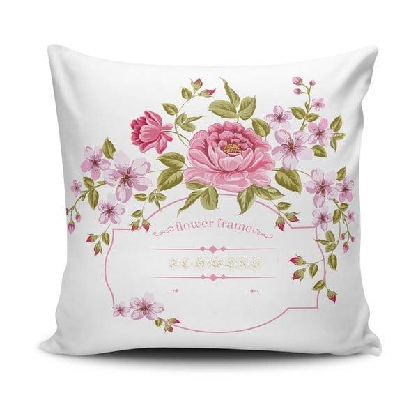 Obliečka na vankúš s prímesou bavlny Cushion Love Lovely, 45 × 45 cm