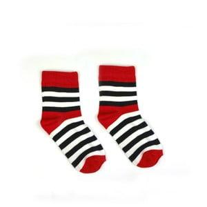 Detské bavlnené ponožky Hesty Socks Námořník, vel. 31-34