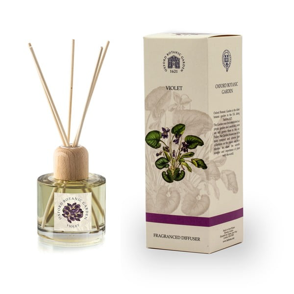 Aróma difuzér s vôňou fialky Bahoma London Fragranced, 100 ml