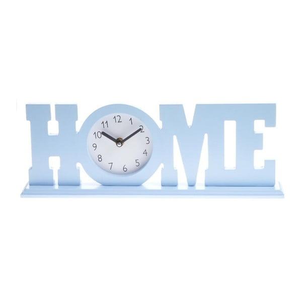 Drevené hodiny Babyblue Home