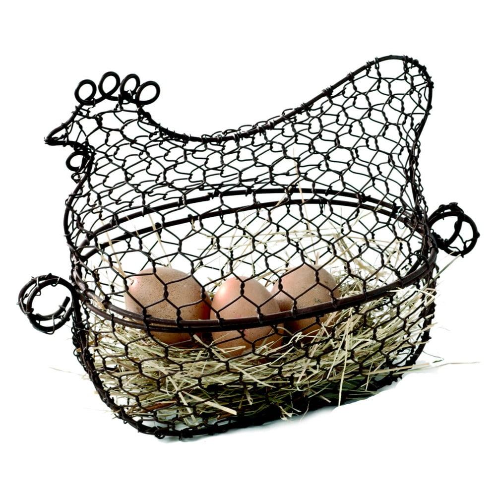 Košík na vajcia Hen