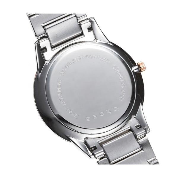 Pánske hodinky Cross Franklin Silver White, 43.5 mm