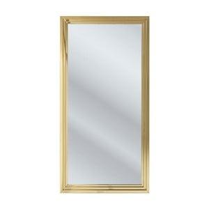 Zrkadlo Kare Design Spiegel Gold