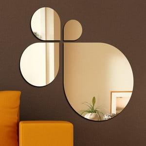 Dekoratívne zrkadlo Bubliny