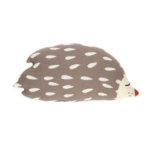 Vankúš Art For Kids Hedgehog, 50 × 27 cm