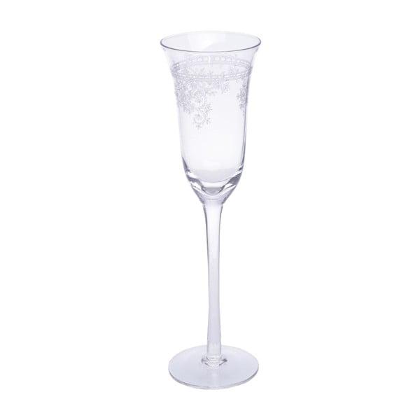 Sada 6 pohárov Oh Champagne, 100 ml