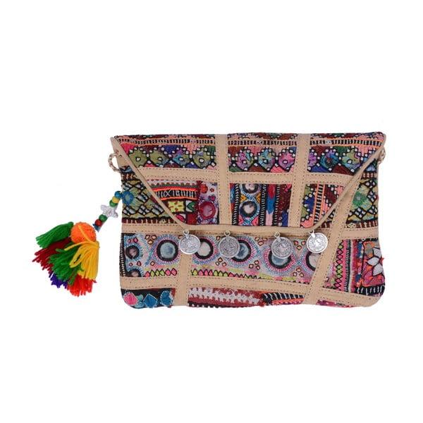 Ručne šitá taška Bolso Banjara