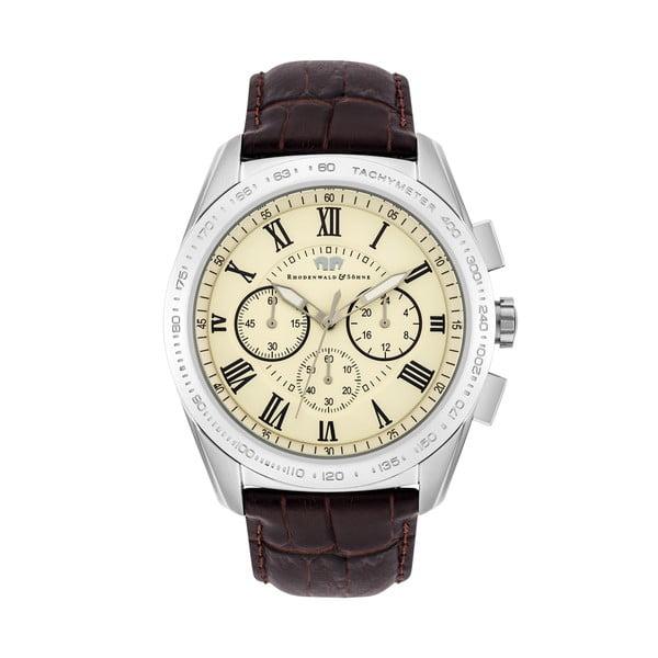 Pánske hodinky Rhodenwald&Söhne Jaxson Dark Brown