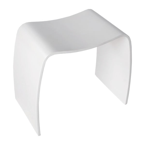 Biela stolička Kokoon Mitch