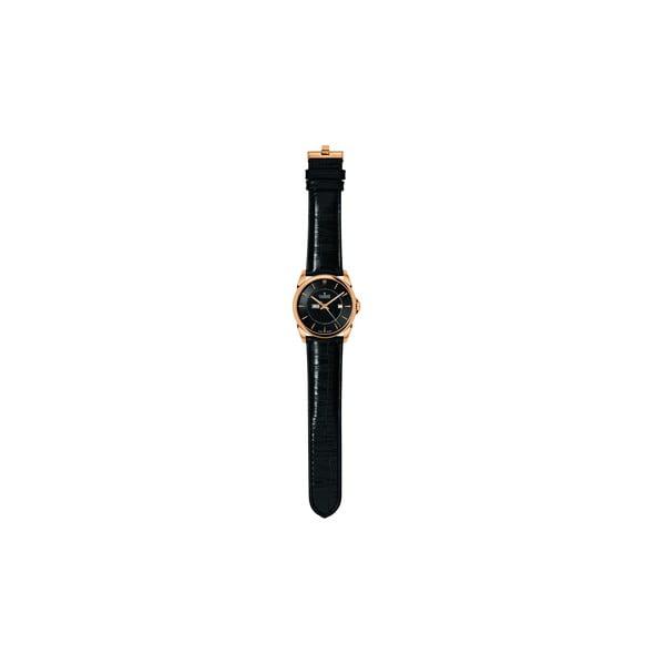 Dámské hodinky Charmex New York Black/Gold