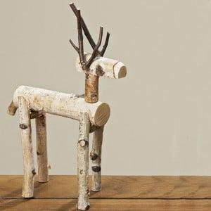 Dekoratívna soška Boltze Deer Alfons, 40 cm