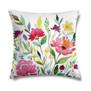 Vankúš Flowery Goodness, 43x43 cm