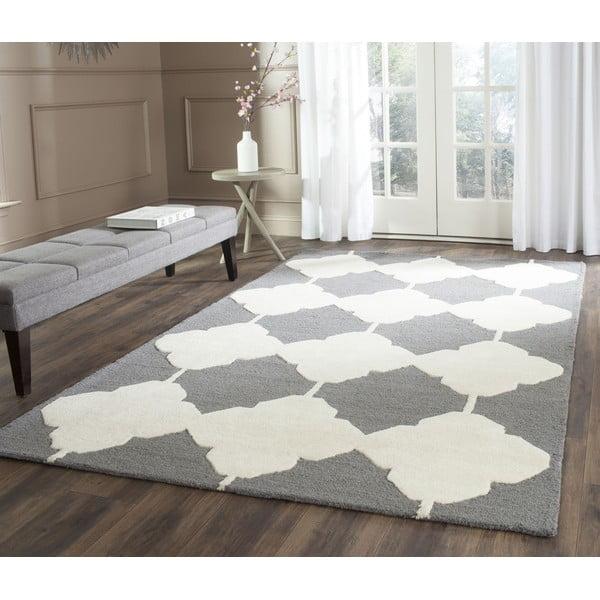 Vlnený koberec Safavieh Naomi 182x274 cm