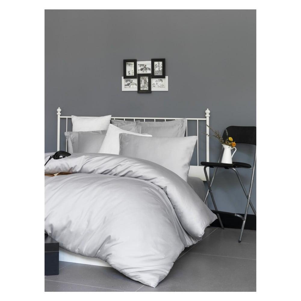 Bavlnené obliečky na dvojlôžko De Light, 200 × 220 cm