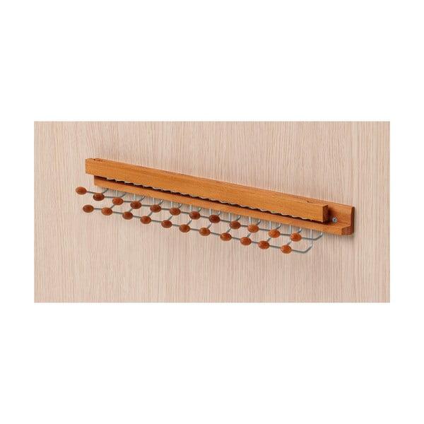 Vešiak na kravaty z bukového dreva Arredamenti Italia Red