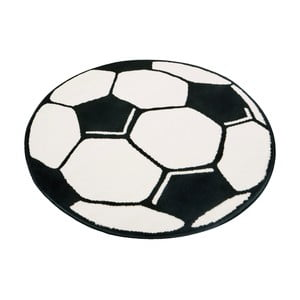 Detský koberec Hanse Home Football, ⌀100cm