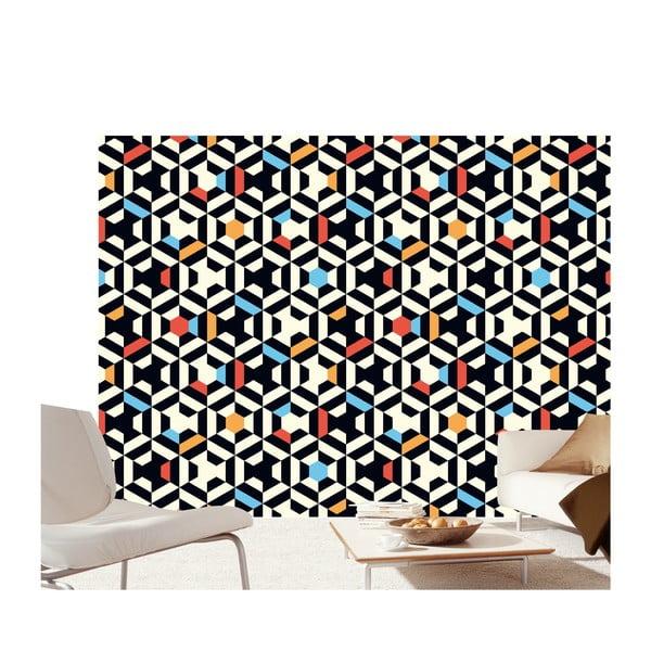 Veľkoformátová tapeta Geometria, 254x366 cm