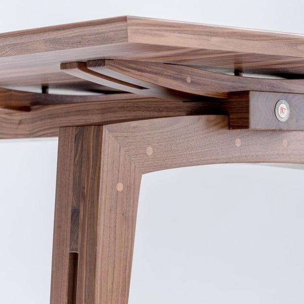 Orechový jedálenský stôl Yamaza