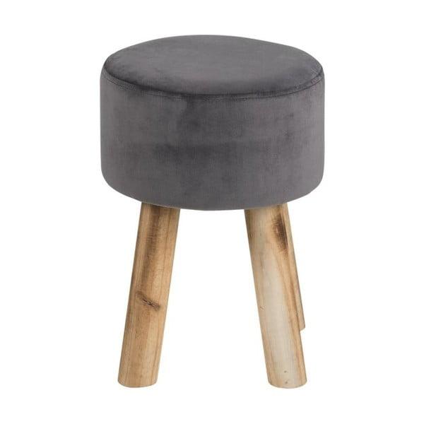 Tmavosivá stolička Actona Maren